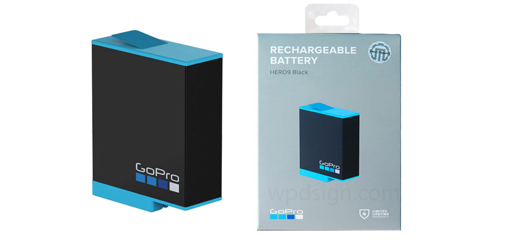 GoPro Rechargeable Battery For HERO 9 Black